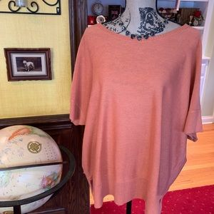 Pumpkin (Spice) Eileen Fisher Sweater